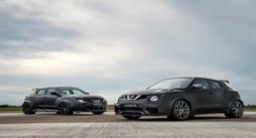 Nissan aggiorna il suo crossover più estremo, la supercar Juke-R