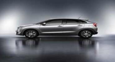 La nuova Suzuki BALENO debutterà al 66esimo Salone Internazionale dell'Automobile di Francoforte