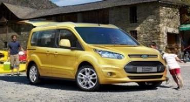Ford aggiorna il Tourneo Connect, ora è ancora più efficiente e tecnologico