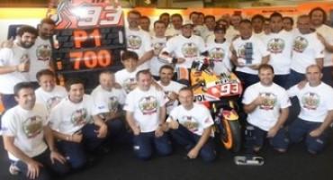 MotoGP 2015, Marquez continues American domination celebrating Honda's 700th GP victory