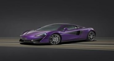McLaren special operations returns to pebble beach with One-Off 570S