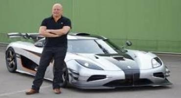 Castrol EDGE and Koenigsegg: maximum power for the 1,014 kW One:1, Megacar