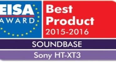 Sony nel 2015 si aggiudica sei premi EISA