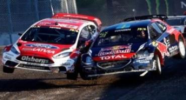 Rallycross: la Peugeot 208 WRX di Davy Jeanney ed il Team Peugeot Hansen trionfano in Canada