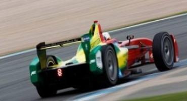 Formula E, Daniel Abt smashes lap record