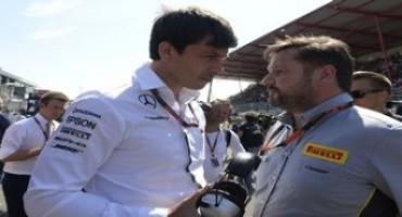 Formula 1, GP del Belgio: Pirelli chiarisce la sua posizione