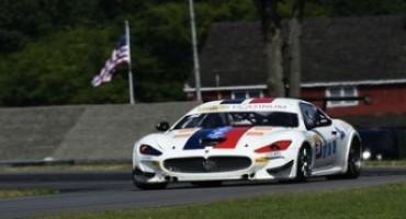 Maserati Trofeo World Series, Virginia: sorprendente vittoria di Giuseppe Fascicolo in Gara 2