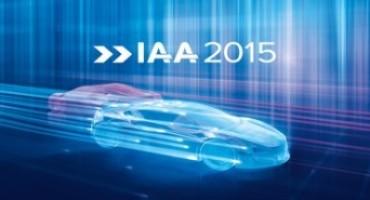 Renault e Dacia al 66° Salone Internazionale dell'Automobile di Francoforte 2015