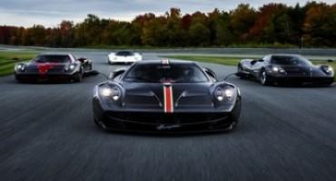 Pagani Automobili selects Zerolight