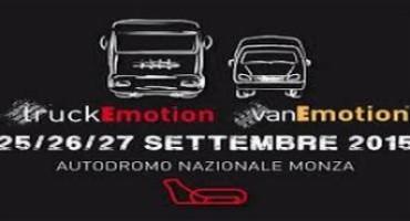 Autodromo Nazionale Monza: sul circuito brianzolo torna la tre giorni truckEmotion & vanEmotion (25 al 27 settembre)