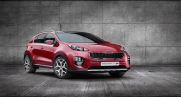 Kia presenta Sportage, nuovo stile, nuova energia