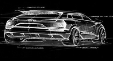 Audi svelerà la nuova e-tron quattro concept al Salone di Francoforte 2015