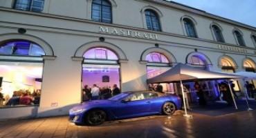 Maserati, inaugurato a Monaco un esclusivo City Showroom