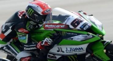 WSBK, a Jerez de la Frontera Jonathan Rea giunge quarto in Gara 1 e diventa campione del mondo
