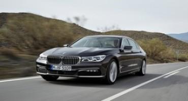 BMW svela la Nuova Serie 7