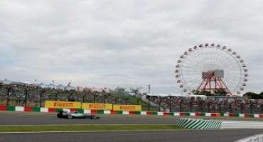 Pirelli – Formula 1- GP del Giappone 2015 : le qualifiche
