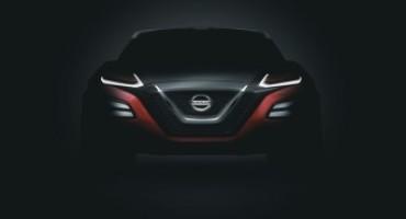 Nissan Gripz Concept Car, in anteprima mondiale al Salone di Francoforte