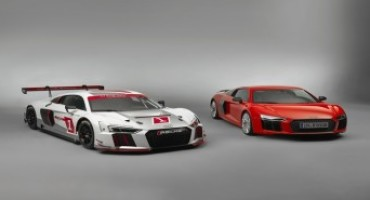 Sales launch for new Audi R8 LMS