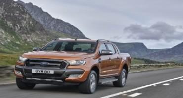 Ford svela a Francoforte il suo nuovo Pick-up Ranger