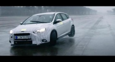 Ford, la nuova Focus RS raccontata in docu-film di otto episodi