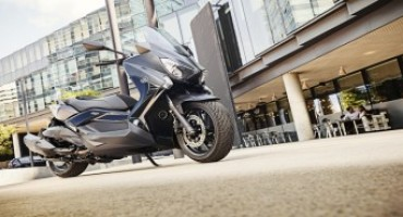 Yamaha svela la gamma Scooter Sport e 50 cc m.y. 2016