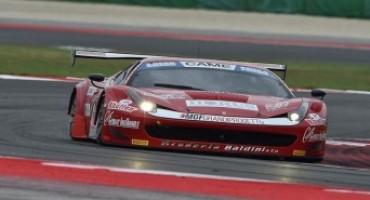 Campionato Italiano Gran Turismo, a Gattuso (Ferrari) e Mapelli (Audi) le pole del 6° round a Misano