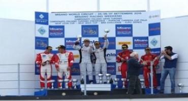 Campionato Italiano GT, a Misano prima vittoria dei portacolori di Audi Sport Italia, Mapelli-Amici