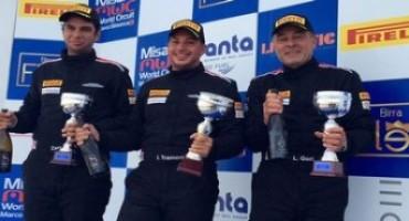 Mini Challenge 2015, Misano: con la vittoria in Gara 2 Ivan Tramontozzi si laurea vincitore dell'edizione 2015 del monomarca