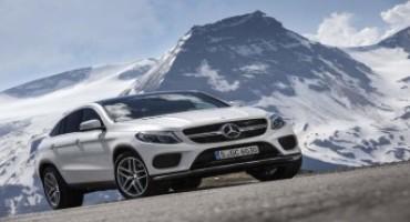Mercedes-Benz GLE e GLE Coupé, il mito continua