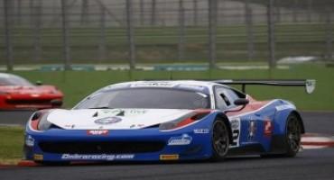 Campionato Italiano Gran Turismo, Vallelunga: Gara 2 si conclude con la vittoria in GT3 di Frassineti-Beretta (Ferrari 458 Italia). Maino-Selva nella GT Cup