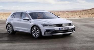 Salone di Francoforte 2015: Volkswagen presenta la nuova generazione di Tiguan