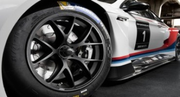BMW presents the BMW M6 GT3 at the IAA Cars 2015 in Frankfurt