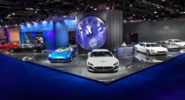"""Salone di Francoforte 2015, Maserati aggiorna la gamma prodotti e presenta gli interni """"Zegna Edition"""""""