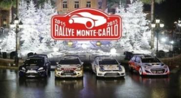 WRC, 84° Rally Automobilistico di Monte-Carlo (21-24 gennaio 2016)