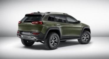 """Al Salone di Francoforte Jeep presenta le nuove serie speciali """"Night Eagle"""" di Renegade e Cherokee"""