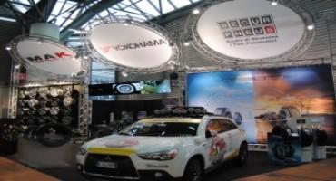 Yokohama al 4×4 Fest 2015 presenta i prodotti appartenenti alla famiglia Geolandar