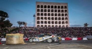 Campionato Italiano Rally, si accendono i motori del Rally di Roma Capitale