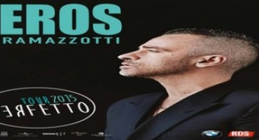 "BMW Italia partner del ""World Tour 2015"" di Eros Ramazzotti"