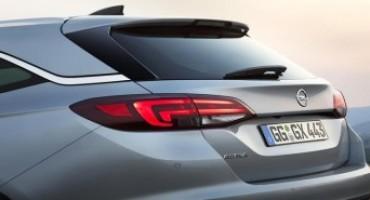 Opel alla riscossa nel segmento delle compatte, con le nuove versioni di  Astra, berlina e Spots Tourer