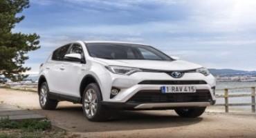 Toyota lancia il Nuovo Rav4, si può ordinare dal 19 Settembre