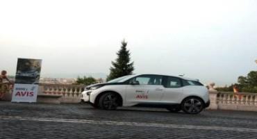 Desideri noleggiare una BMW i3? Da oggi è possibile con AVIS Autonoleggio Italia