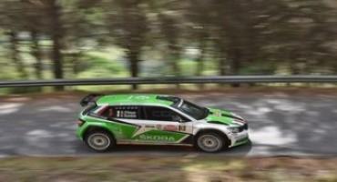 Campionato italiano Rally, 3° Rally di Roma Capitale: Umberto Scandola è al comando (SKoda), ma Giandomenico Basso (Ford) è vicinissimo