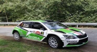 Campionato Italiano Rally, Scandola e D'Amore su Skoda R5 si aggiudicano il 3° Rally di Roma Capitale