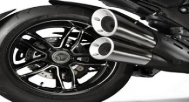 Ducati, continua l'evoluzione della famiglia Diavel, pronta la Carbon 2016