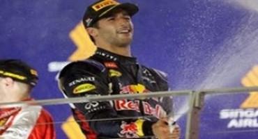 Formula 1 – GP Singapore – Renault: il punto sulla gara di Rémi Taffin e Cyril Abiteboul