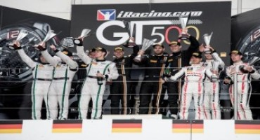 McLaren 650S GT3 claims victory against alla odds at Blancpain Endurance Series Finale
