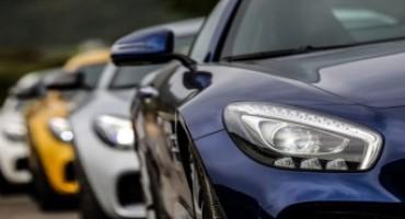Grand Tour, l'affascinante viaggio alla scoperta dell'Italia, al volante della Mercedes-AMG GT