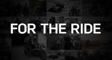 """""""For The Ride"""", il nuovo Blog di Triumph Motorcycles"""
