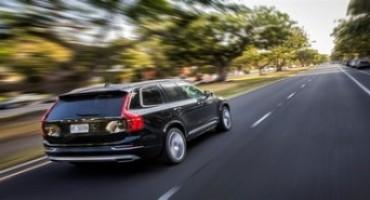 Volvo XC 90, domanda in crescita per il SUV top di gamma