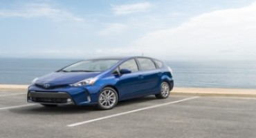 Prius v Is the Family Hybrid from Ameirca's First Family of Hybrids